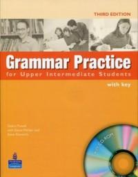 Grammar Practice for Upper Intermediate Students with key (+ CD) - okładka podręcznika