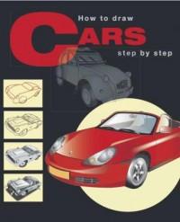 How to draw Cars. Step by Step - okładka książki