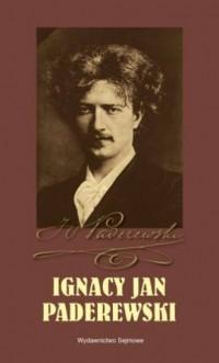 Ignacy Jan Paderewski. 90. rocznica - okładka książki