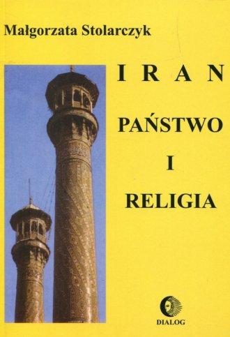 Iran. Państwo i religia - okładka książki