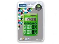 Kalkulator mały, zielony - zdjęcie produktu