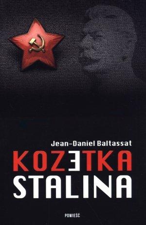 Kozetka Stalina. Powieść - okładka książki