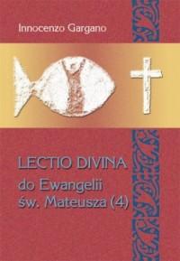 Lectio Divina 26 do Ewangelii Św - okładka książki