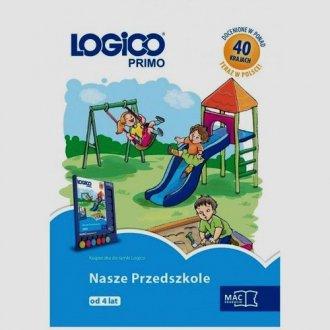 Logico Primo. Nasze przedszkole. - okładka podręcznika