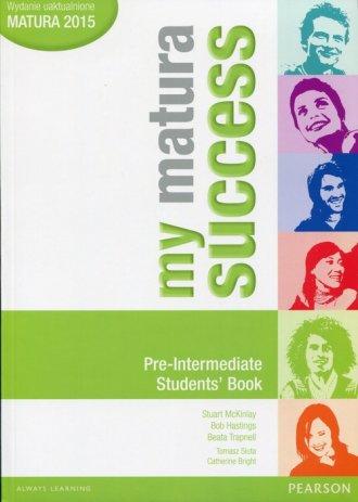 My matura Success. Pre-Intermediate - okładka podręcznika