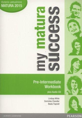 My matura Success. Pre Intermediate - okładka podręcznika
