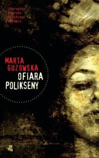 Ofiara Polikseny - okładka książki