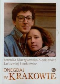 Onegdaj w Krakowie - okładka książki