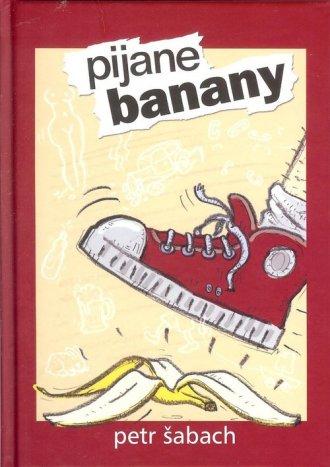 Pijane banany - okładka książki