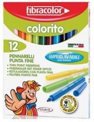 Pisaki Colorito 2,6 mm (12 kol.) - zdjęcie produktu