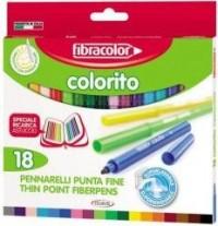 Pisaki Colorito 2,6 mm (18 kol.) - zdjęcie produktu