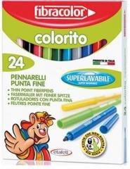 Pisaki Colorito 2,6 mm (24 kol.) - zdjęcie produktu