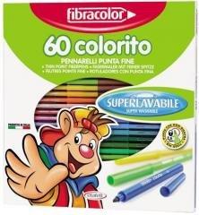 Pisaki Colorito 2,6 mm (60 kol.) - zdjęcie produktu