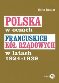 Polska w oczach francuskich kół - okładka książki