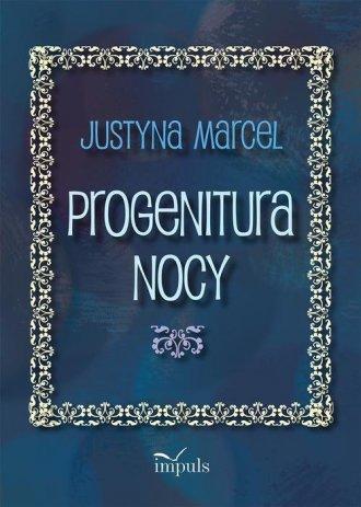 Progenitura nocy - okładka książki