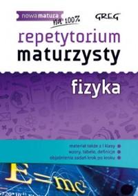 Repetytorium maturzysty. Fizyka - okładka podręcznika