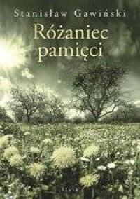 Różaniec pamięci - okładka książki
