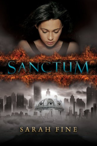 Sanctum - okładka książki