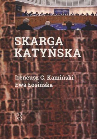 Skarga Katyńska - okładka książki