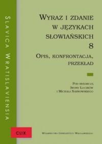 Slavica Wratislaviensia CLIX. Wyraz - okładka książki