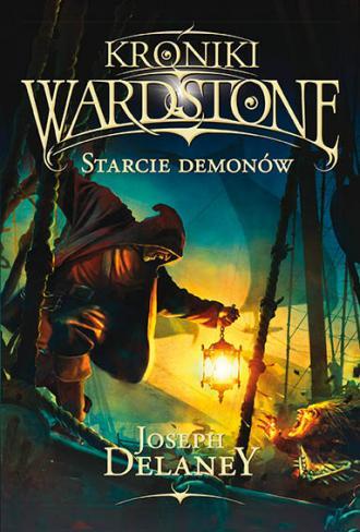 Starcie demonów - okładka książki