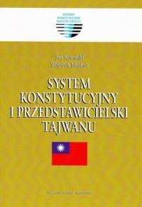 System konstytucyjny i przedstawicielski - okładka książki