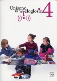 Unisono w wielogłosie 4. Rock a media - okładka książki