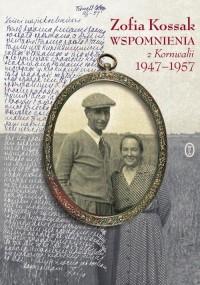 Wspomnienia z Kornwalii 1947-1957 - okładka książki