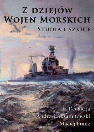 Z dziejów wojen morskich. Studia - okładka książki