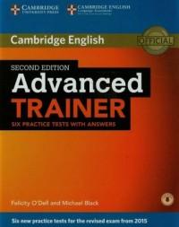 Advanced Trainer. Six Practice Tests with Answers - okładka podręcznika