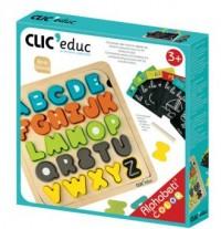 Alfabet (puzzle) - zdjęcie zabawki, gry