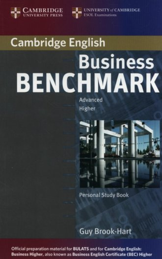 Business Benchmark. Advanced Personal - okładka podręcznika