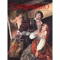 Caravaggio 1. Paleta i rapier - okładka książki