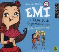 Kółko hiszpańskiego Emi i tajny - pudełko audiobooku