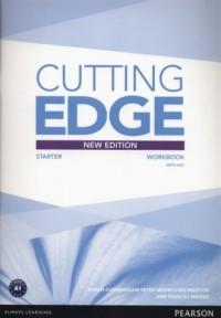 Cutting Edge. Starter Workbook with key - okładka podręcznika