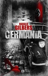 Germania - okładka książki