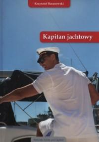 Kapitan jachtowy - okładka książki