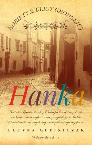 Kobiety z ulicy Grodzkiej. Hanka - okładka książki