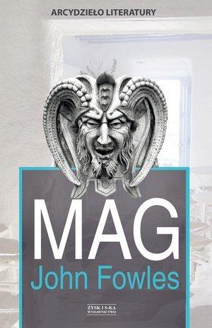 Mag - okładka książki