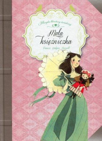 Mała księżniczka - okładka książki