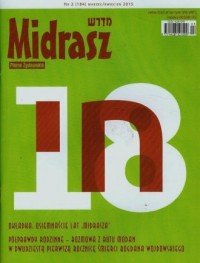 Midrasz 2/2015 - okładka książki