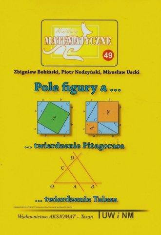 Miniatury matematyczne 49 - okładka podręcznika