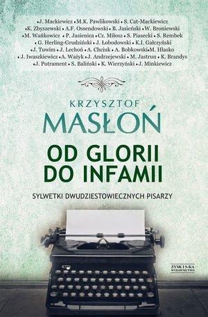Od glorii do infamii - okładka książki