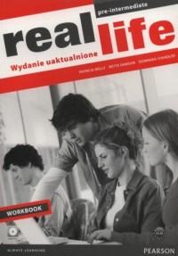 Real Life. Pre-Intermediate Workbook - okładka podręcznika