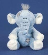 Słoń Toots (niebieski nosek) - zdjęcie zabawki, gry