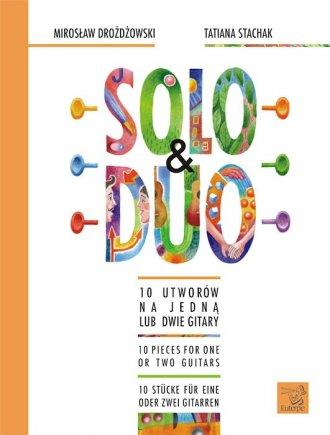 Solo & Duo - okładka podręcznika