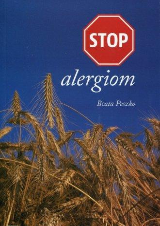 STOP alergiom - okładka książki