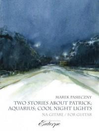 Two Stories About Patrick Aquarius - okładka podręcznika