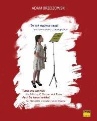 Ty też możesz grać! na klarnet - okładka podręcznika