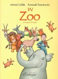 W zoo - okładka podręcznika